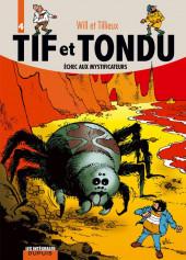 Tif et Tondu (Intégrale) -4- Échec aux mystificateurs
