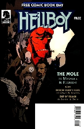 Free Comic Book Day 2008 - Hellboy: The mole and other stories