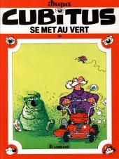 Cubitus -26- Cubitus se met au vert