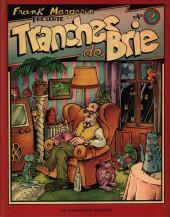 Frank Margerin présente -2- Tranches de Brie