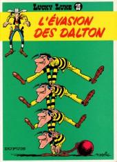 Lucky Luke -15c1987- L'évasion des Dalton