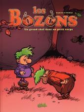 Les bozons - Un grand chef dans un petit corps