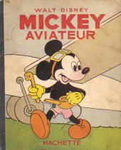 Mickey (Hachette) -8a- Mickey aviateur