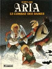 Aria -9- Le Combat des dames
