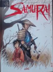 Samurai -INT- Intégrale Tomes 1 à 3