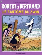 Robert et Bertrand -15- Le fantôme du zwin