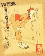(AUT) Vatine - Sketchbook Vatine #2