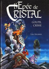 L'Épée de Cristal -HS- Les Arcanes