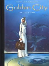 Golden City -1TL1- Pilleurs d'épaves