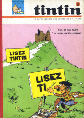 (Recueil) Tintin (Album du journal - Édition belge) -80- Tome 80