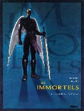 Les immortels (Desberg/Reculé) -1- Le tombeau de l'ange