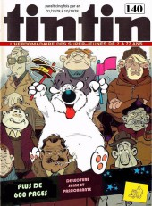 (Recueil) Tintin (Album du journal - Édition belge) -140- Tome 140