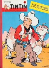 (Recueil) Tintin (Album du journal - Édition belge) -64- Tome 64