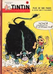(Recueil) Tintin (Album du journal - Édition belge) -66- Tome 66