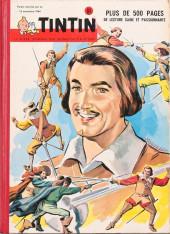 (Recueil) Tintin (Album du journal - Édition belge) -65- Tome 65