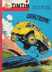 (Recueil) Tintin (Album du journal - Édition belge) -59- Tome 59