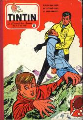 (Recueil) Tintin (Album du journal - Édition belge) -40- Tome 40