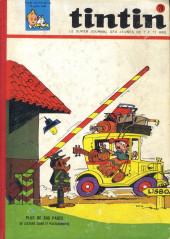 (Recueil) Tintin (Album du journal - Édition belge) -78- Tome 78
