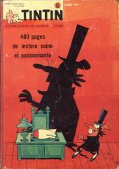 (Recueil) Tintin (Album du journal - Édition belge) -52- Tome 52