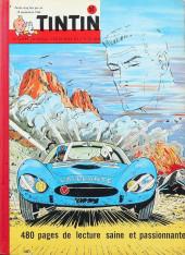 (Recueil) Tintin (Album du journal - Édition belge) -54- Tome 54