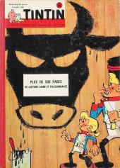 (Recueil) Tintin (Album du journal - Édition belge) -58- Tome 58