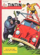 (Recueil) Tintin (Album du journal - Édition belge) -70- Tome 70