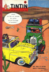 (Recueil) Tintin (Album du journal - Édition belge) -49- Tome 49