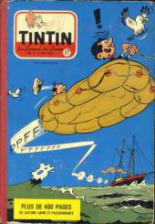 (Recueil) Tintin (Album du journal - Édition belge) -47- Tome 47