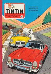 (Recueil) Tintin (Album du journal - Édition belge) -46- Tome 46