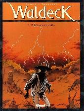 Waldeck -2- L'idole aux yeux vides