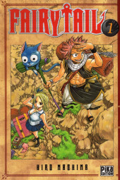 Fairy Tail -1- Tome 1