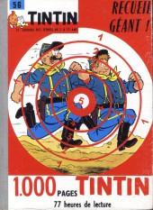 (Recueil) Tintin (Album du journal - Édition française) -56- Tintin album du journal