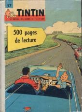 (Recueil) Tintin (Album du journal - Édition française) -57- Tintin album du journal