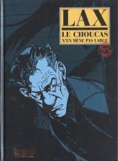 Le choucas -4- Le Choucas n'en mène pas large