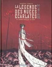 La légende des nuées écarlates -2- Comme feuilles au vent