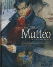 Mattéo -1- Première époque (1914-1915)