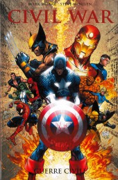 Civil War (Marvel Deluxe) -1- Guerre civile