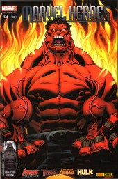 Marvel Heroes (Marvel France - 2007) -12- Qui est Hulk?