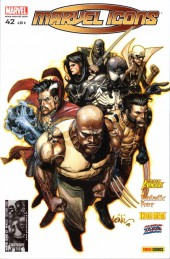 Marvel Icons (Marvel France - 2005) -42- Le poids des rêves (3)