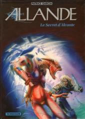 Allande -2- Le Secret d'Alcante