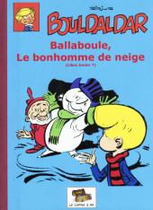 Bouldaldar et Colégram -9- Ballaboule, Le bonhomme de neige (Libre Junior 7)