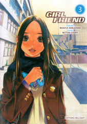 Girl friend -3- Volume 3