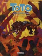 Toto l'ornithorynque -7- Toto l'ornithorynque et le lion marsupial