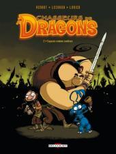 Chasseurs de dragons -2- Copains comme zombies