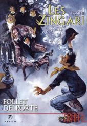 Les zingari -3- Les Zingari