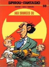 Spirou et Fantasio -50- Aux sources du Z