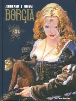 Borgia (Jodorowsky/Manara) -2a- Le pouvoir et l'inceste