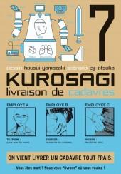 Kurosagi, livraison de cadavres -7- Volume 7
