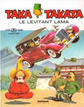 Taka Takata -3- Le lévitant lama