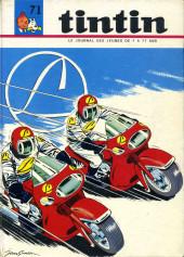 (Recueil) Tintin (Album du journal - Édition française) -71- Tintin album du journal (n°947 à 959)